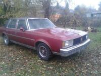 80 cutlass part or repair