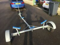 looking for a boat or dinghy trailer about 10 feet long