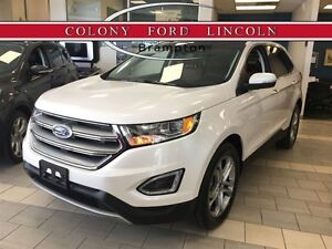 2016 Ford Edge AWD, NAV, PANROOF, TOW PKG!