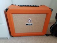 Orange Crush Pro CR60C Combo with Official Cover