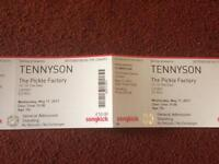 Tennyson tickets