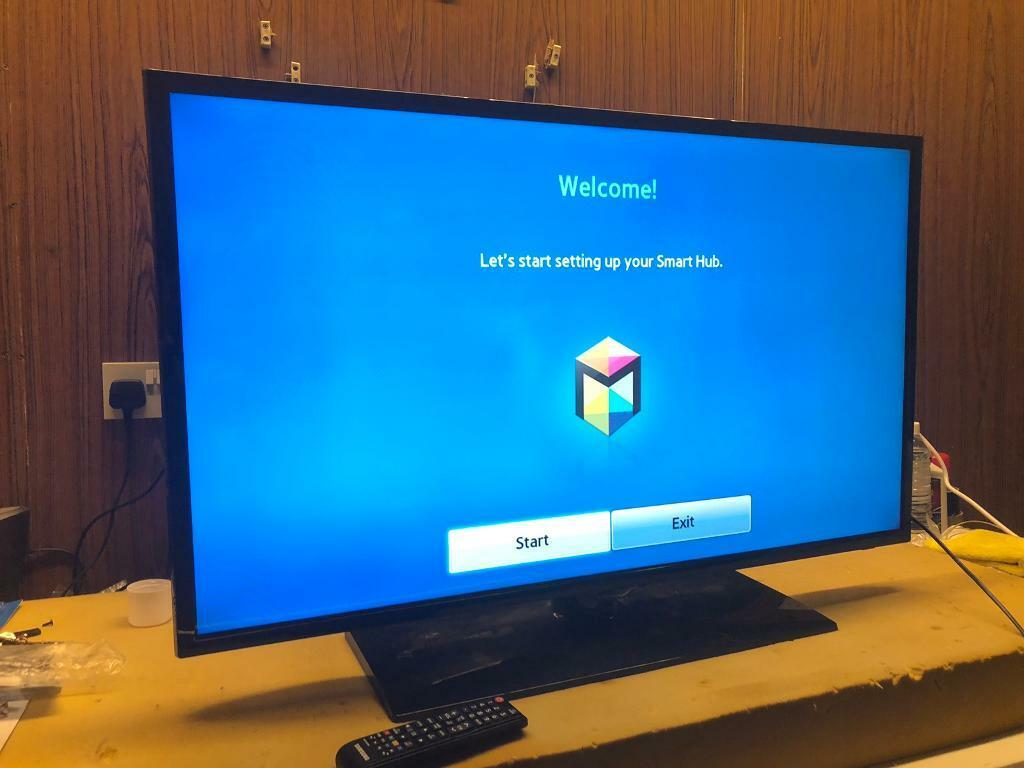 Samsung smart LED Tv wifi enabled Apps Bargain 💷 | in Droylsden,  Manchester | Gumtree