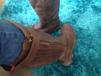 Horse riding kanyon boots