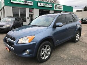 2009 Toyota RAV4 LIMITED l BACK UP CAMERA l LEATHER