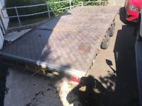 16 foot transporter trailer