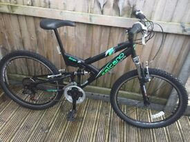 "Salcano 24"" Boys Mountain Bike"