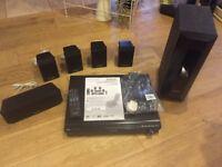 Panasonic SC-PT450 DVD Home Theater Sound System