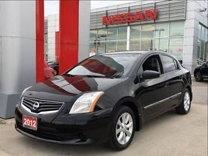 2012 Nissan Sentra 2.0 SL, navigation, leather, Bluetooth