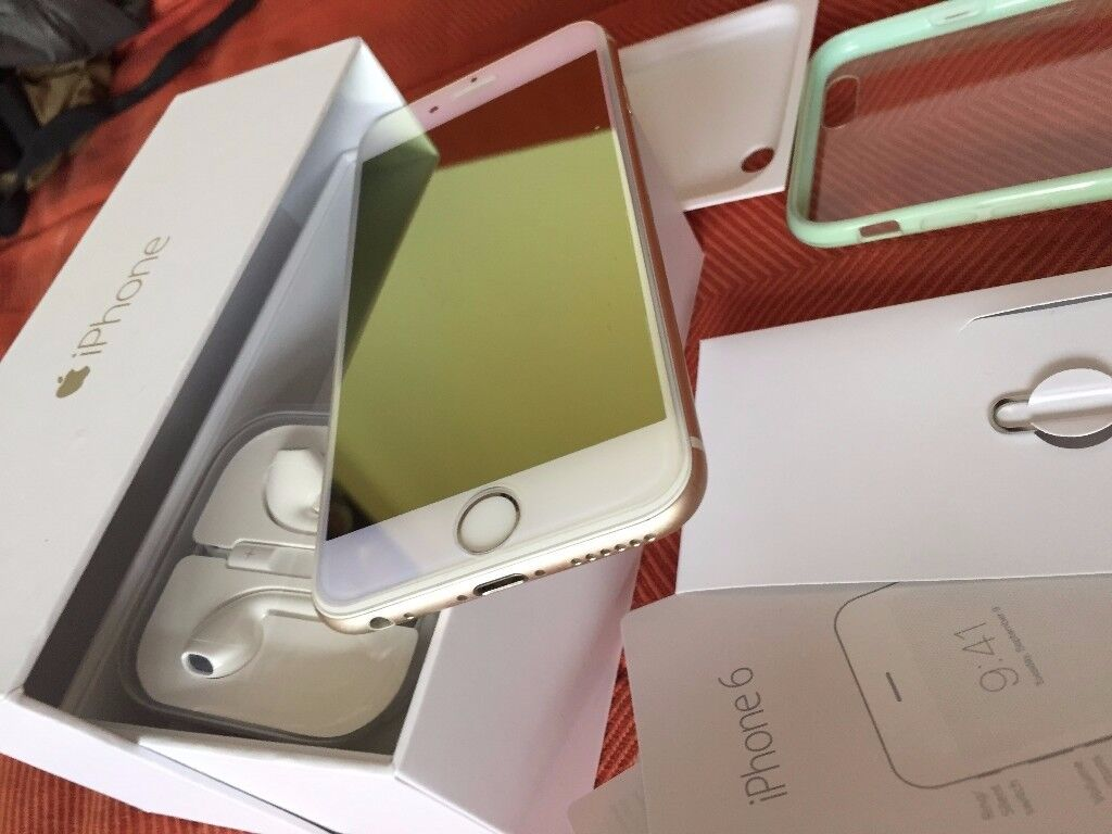 iPhone 6 16gb Vodafone, Talkmobile, Lebara