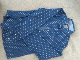 Children's crew clothing shirt brand new without tags age 10-11