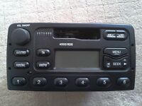 Ford Transit 4000 RDS radio cassette, cd, I phione, MP3, MP4 player