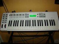 M Audio Venom Synthesizer