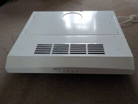"""NEFF EXTRACTOR / COOKER HOOD - NEVER USED - 23.5"""" LONG x 20"""" WIDE x 5.5"""" DEEP"""