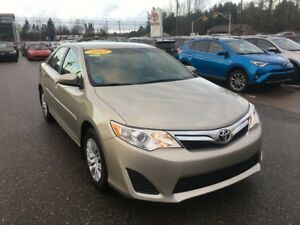 2014 Toyota Camry LE ONLY $153 BIWEEKLY WITH $0 DOWN!
