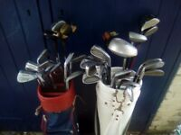 For sale golf clubs