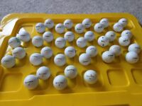 Premium Golf Balls x39 - Mixed brands