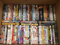 1 Pallet of 5000 used DVDs FREE DELIVERY