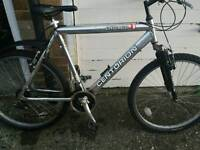 Mountain bike centurion
