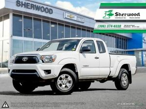 2013 Toyota Tacoma SR5 One Owner PST PAID Trade!!