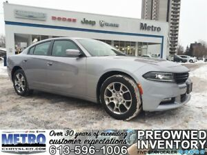 2016 Dodge Charger SXT PLUS, AWD, NAV, SUNROOF
