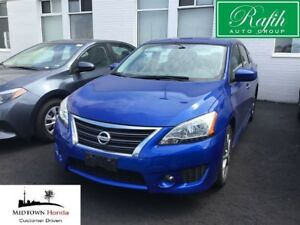 2014 Nissan Sentra 1.8 SR-Excellent maintenance records