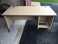 Office Desk with 3 x Drawers