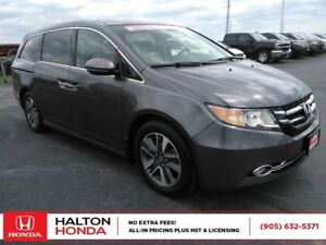 2017 Honda Odyssey TOURING|ACCIDENT FREE