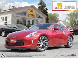 2016 Nissan 370Z Touring Sport Rare Unit, Almost Brand new