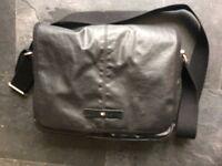 Tommy Hilfiger messenger bag/satchel.