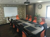One Business Village (West), serviced offices all bills included and free internet