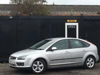 ★ 2007 FORD FOCUS 2.0 TDCi GHIA + 12 MONTHS MOT + ONLY 79K MILES ★