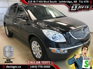 Used 2011 Buick Enclave CXL-7 Passenger, Heated/Cooled Leather,