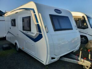 Caravelair Antares Style 466 Family
