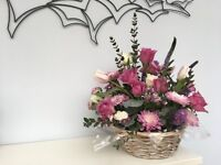 Gravesend based Florist available for all events and services.