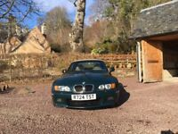 BMW Z3 Roadster 2.8ltr convertible 1998 1st owner