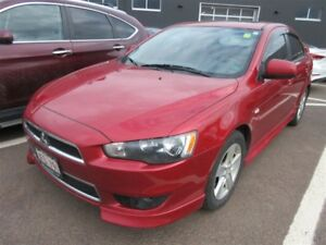 2013 Mitsubishi Lancer SE! ALLOYS! SUNROOF! SPOILER! HEATED SEAT