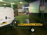Towing car dolly(trolley)