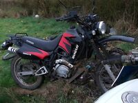 shinerey gye200 trail bike like xl honda
