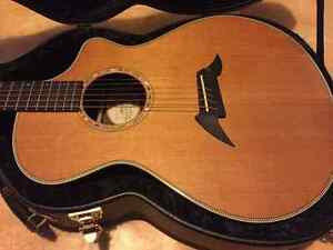 Breedlove American Series c25 cre-h Acoustic Electric Mannum Mid Murray Preview