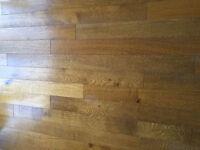 45 M² beautiful oak engineered flooring