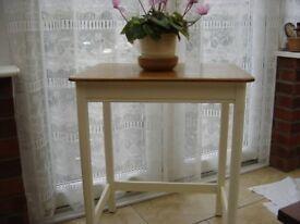refurbised table