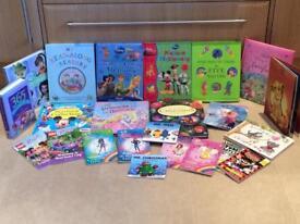 23 children's book bundle