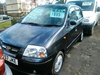 2007 Hyundai amica 1100 cc petrol ideal first car one owner from new