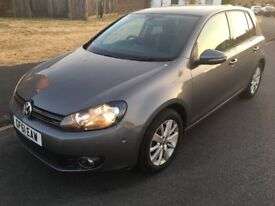 Volkswagen Golf 2011 only 58307 miles 1 previous owner from new
