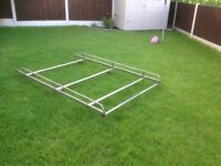 Transit connect swb ailko roof rack ,for sale,collect from Braintree essex