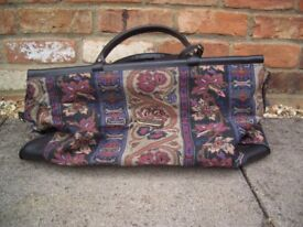 Ladies Carpet Bag
