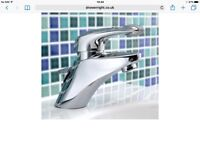 Mira Excel mono lock basin mixer tap with pop up waste assembly