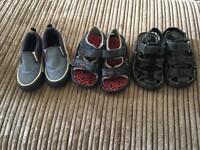 Infant size 6 shoes