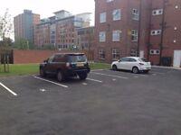 Gated Car Parking Sheffield City Centre