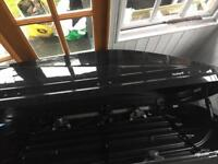 Thule roof box touring M